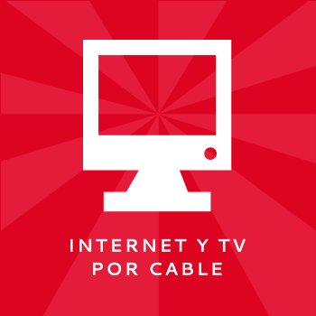 Internet y TV por cable